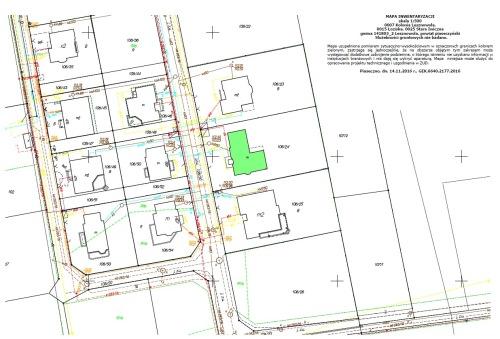 Geodezja MAPEX - inwentaryzacja budynków i mediów